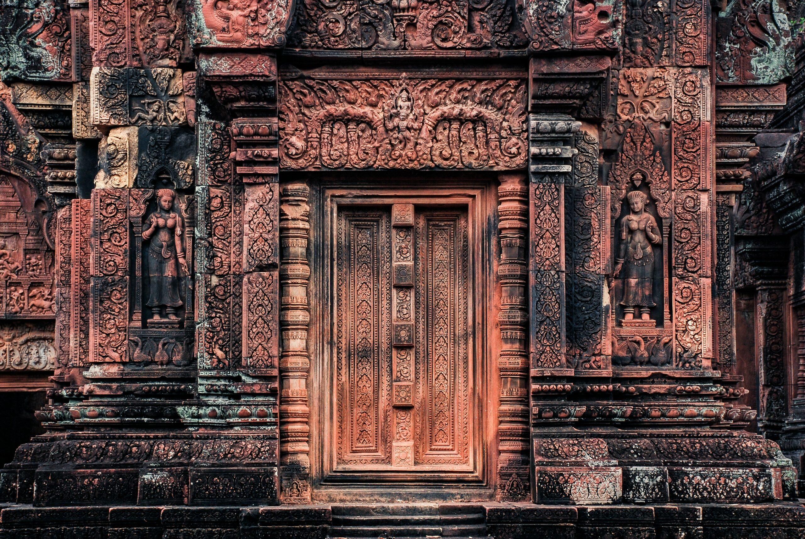 Door to Karmic Healing Ancestors