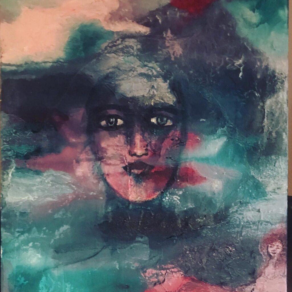 NURA LUNA @FEMSOUL_ART