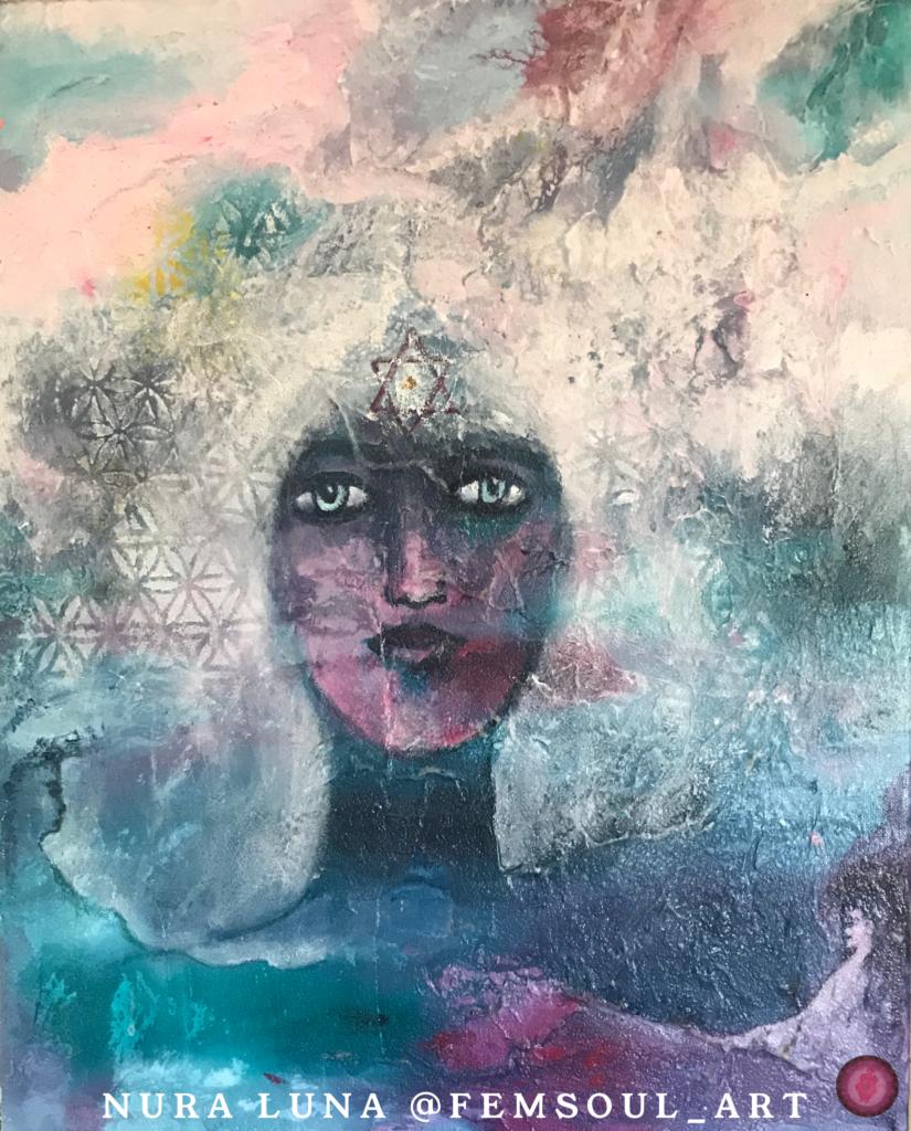 Nura Luna @FemSoul Art